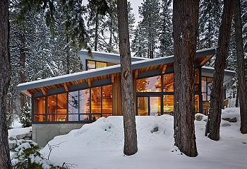 Lake Wenatchee Cabin