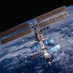 International Space Station in Orbit