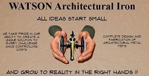 Watson Architectural Iron