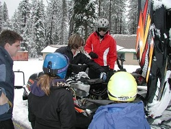 LWRC Snowmobile Safety Class