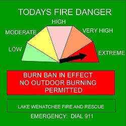 BURN BAN  EXTREME